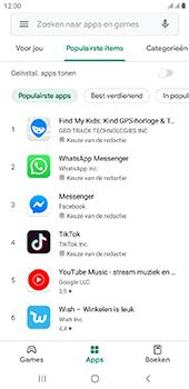 Samsung galaxy-j4-plus-dual-sim-sm-j415fn-android-pie - Applicaties - Downloaden - Stap 9