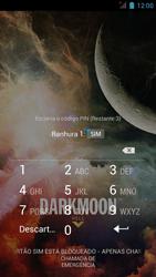 Wiko Darkmoon - Primeiros passos - Como ligar o telemóvel pela primeira vez -  3