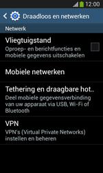 Samsung Galaxy Core Plus - Internet - Handmatig instellen - Stap 5