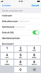 Apple iphone-5s-ios-12 - E-mail - Account instellen (POP3 zonder SMTP-verificatie) - Stap 19
