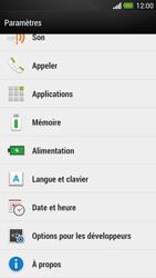 HTC One - Appareil - Mises à jour - Étape 5
