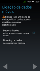 Alcatel Pixi 3 - Primeiros passos - Como ligar o telemóvel pela primeira vez -  9