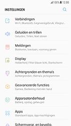 Samsung Galaxy S7 - Android Nougat - Wifi - handmatig instellen - Stap 3