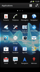 Sony LT28h Xperia ion - Internet - Navigation sur Internet - Étape 2