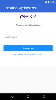 Huawei Google Nexus 6P - E-mail - handmatig instellen (yahoo) - Stap 11