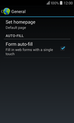 Acer Liquid Z200 - Internet - Manual configuration - Step 25