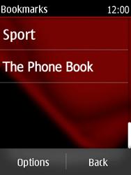 Nokia Asha 300 - Internet - Internet browsing - Step 12
