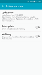 Samsung G903F Galaxy S5 Neo - Network - Installing software updates - Step 7