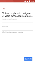Nokia 3 - Android Oreo - E-mail - Configuration manuelle (outlook) - Étape 11