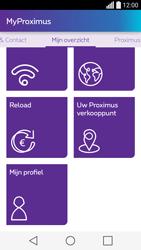 LG H420 Spirit - Applicaties - MyProximus - Stap 21