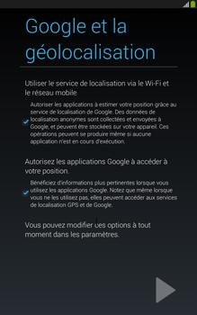 Samsung Galaxy Tab 3 8 4G - Premiers pas - Créer un compte - Étape 27