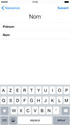 Apple iPhone 6 iOS 8 - Premiers pas - Créer un compte - Étape 16