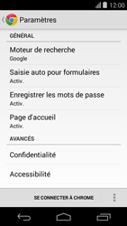 Acer Liquid E600 - Internet - configuration manuelle - Étape 25