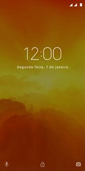 Motorola Moto E5 - Funções básicas - Como reiniciar o aparelho - Etapa 6