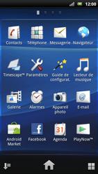 Sony Ericsson Xpéria Arc - Contact, Appels, SMS/MMS - Envoyer un SMS - Étape 3