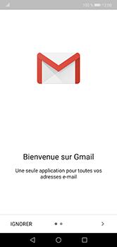 Huawei P20 Lite - E-mail - Configuration manuelle (gmail) - Étape 4