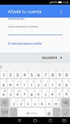Huawei P10 - E-mail - Configurar Gmail - Paso 9