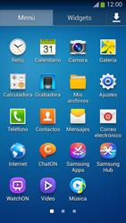 Samsung Galaxy S4 Mini - Funciones básicas - Uso de la camára - Paso 3
