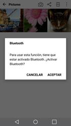 LG G5 - Bluetooth - Transferir archivos a través de Bluetooth - Paso 9