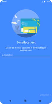 Sony Xperia XZ3 - E-mail - e-mail instellen (outlook) - Stap 6