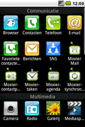 LG GW620 - E-mail - Configurer l