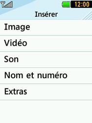 LG T580 - E-mails - Envoyer un e-mail - Étape 10