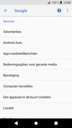 Sony F5321 Xperia X Compact - Android Oreo - Beveiliging en privacy - zoek mijn mobiel activeren - Stap 5