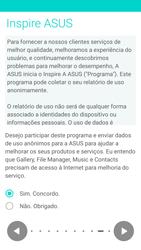Asus Zenfone 2 - Primeiros passos - Como ativar seu aparelho - Etapa 19