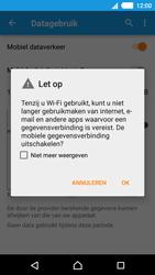 Sony Xperia M4 Aqua (E2303) - Internet - Uitzetten - Stap 7