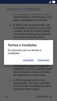 Asus Zenfone 3 - Primeiros passos - Como ativar seu aparelho - Etapa 12