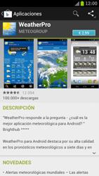 Samsung I9300 Galaxy S III - Aplicaciones - Descargar aplicaciones - Paso 11