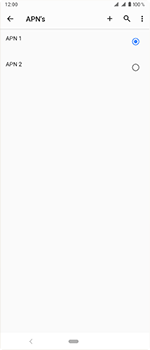 Sony xperia-1-dual-sim-j9110 - Internet - Handmatig instellen - Stap 19