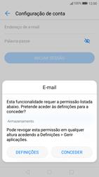Huawei P10 - Email - Configurar a conta de Email -  7