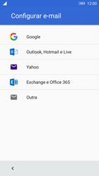 Lenovo Vibe K6 - Email - Como configurar seu celular para receber e enviar e-mails - Etapa 7