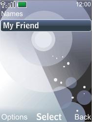 Nokia 7210 supernova - E-mail - Sending emails - Step 7
