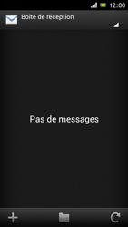 Sony ST26i Xperia J - E-mail - envoyer un e-mail - Étape 3