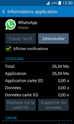 Samsung Galaxy Trend 2 Lite - Applications - Supprimer une application - Étape 6