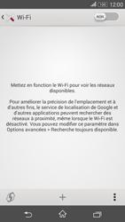 Sony Xperia E4g - Internet et connexion - Accéder au réseau Wi-Fi - Étape 5