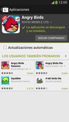 Samsung Galaxy S4 - Aplicaciones - Descargar aplicaciones - Paso 18