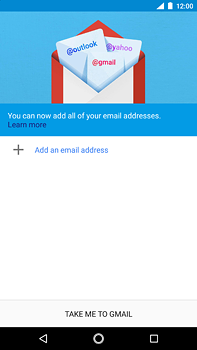 Nokia 6 (2018) - E-mail - Manual configuration POP3 with SMTP verification - Step 6