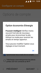 Wiko Lenny 3 - E-mail - Configuration manuelle (outlook) - Étape 9