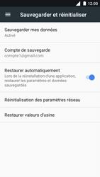 Nokia 3 - Device maintenance - Back up - Étape 10