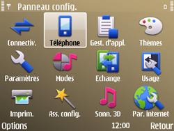Nokia E72 - Messagerie vocale - Configuration manuelle - Étape 4