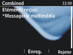 Nokia Asha 201 - Paramètres - Reçus par SMS - Étape 4