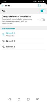 LG g7-fit-dual-sim-lm-q850emw - WiFi - Verbinden met een netwerk - Stap 8