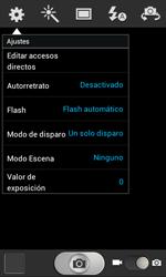 Samsung S7560 Galaxy Trend - Funciones básicas - Uso de la camára - Paso 8