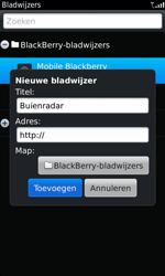 BlackBerry 9860 Torch - Internet - hoe te internetten - Stap 8