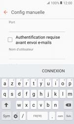 Samsung Galaxy Xcover 3 VE - E-mail - Configurer l