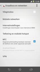 Sony C6903 Xperia Z1 - Internet - Handmatig instellen - Stap 5