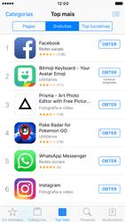 Apple iPhone 6s iOS 10 - Aplicações - Como pesquisar e instalar aplicações -  7